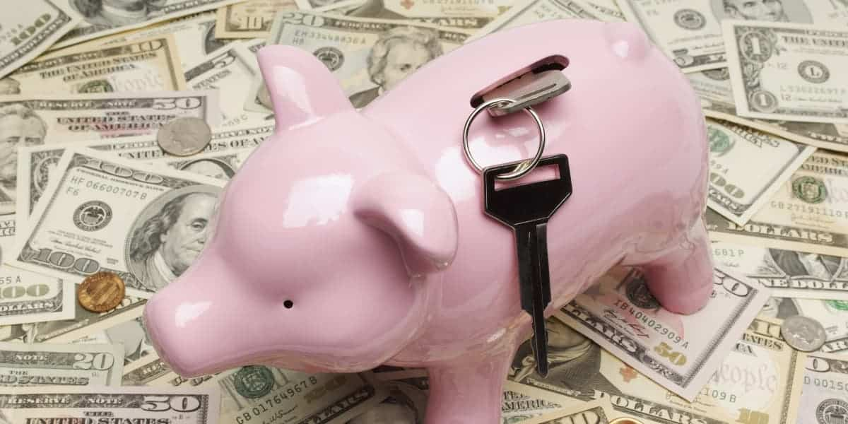 how to save a downpayment on a house