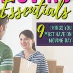 moving essentials