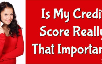 What is the importance of credit score?
