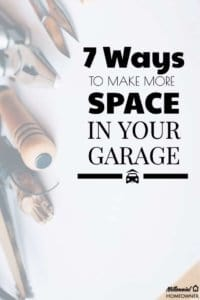 These 7 Items Can Change Your Garage A Free Up Space You Didn't Knew You Had | Space Saving | Garage |Storage Ideas |