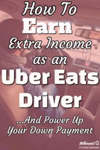 A great way for millennials to start earning extra money is to become an Uber Eats driver. Best of all you can do it without a car  Extra Income   Earn Money   Gig Economy  