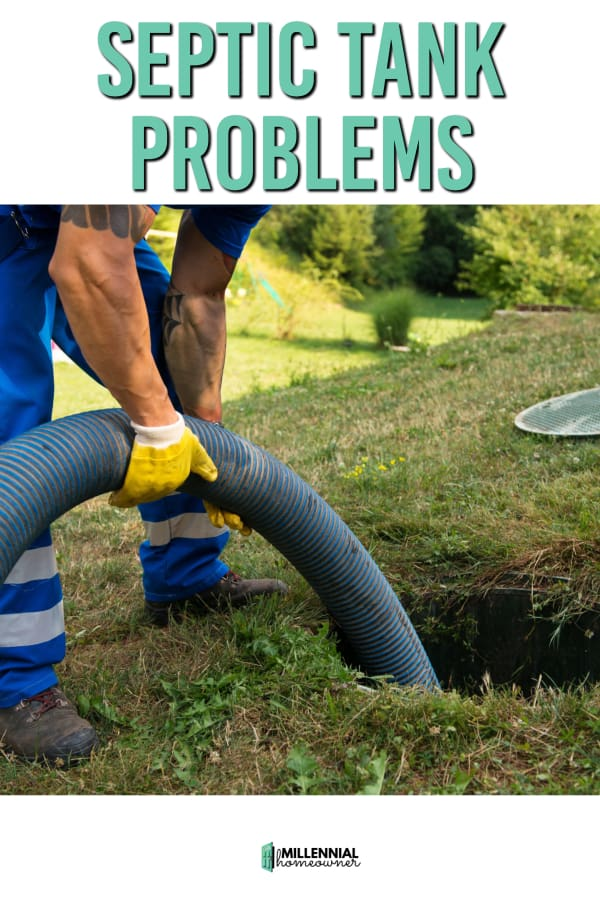 septic tank problems