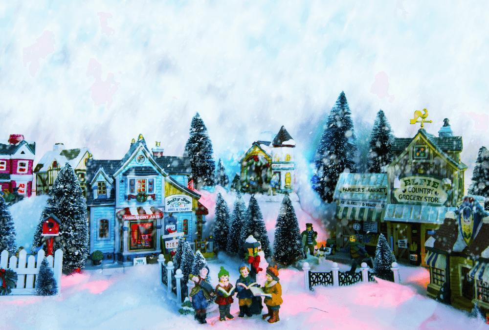 The 5 Best Christmas Village Storage Ideas