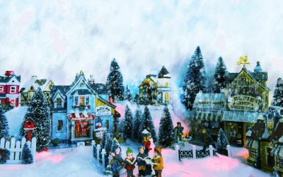 The Best Christmas Village Storage Ideas