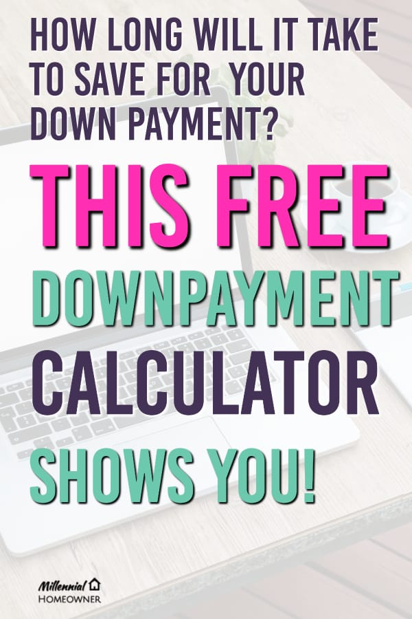 Down Payment Calculator