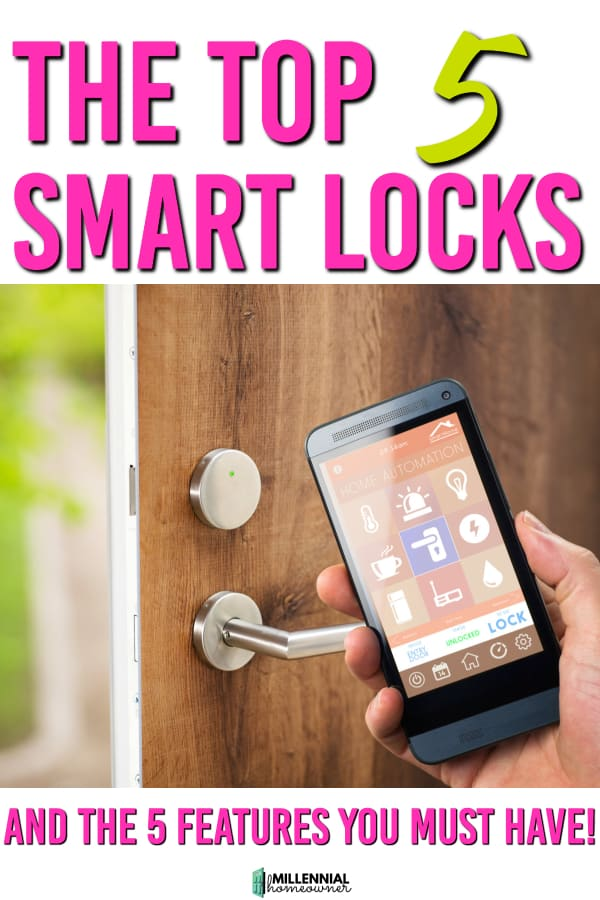 must have smart locks features
