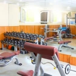 Exercise Room Home Gym