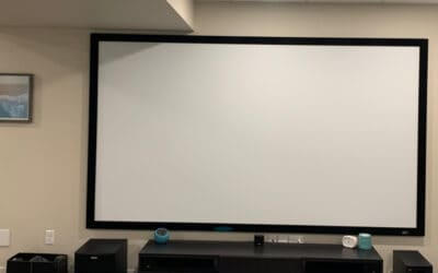 How to Make a Movie Theater in House for Under $2000