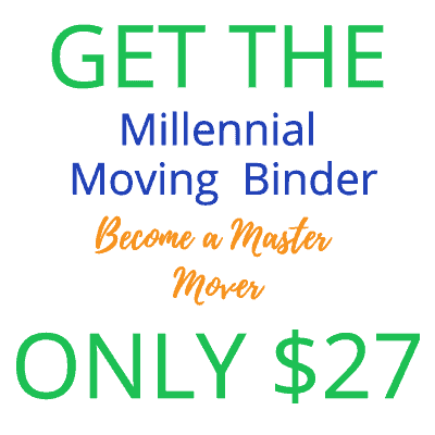 moving binder price