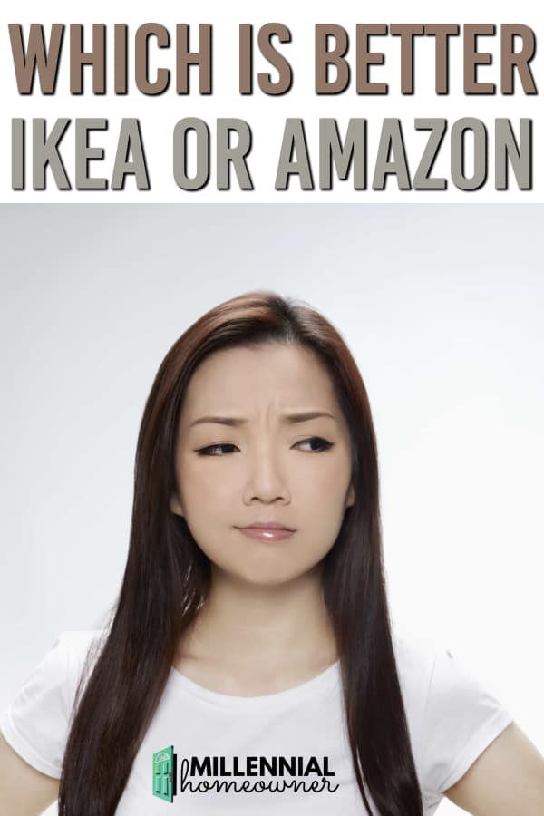 which is better amazon or ikea