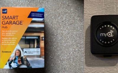 MyQ Smart Garage Hub Review: How to Make Your Garage Door Smart