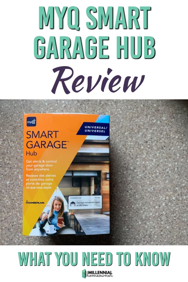 MyQ Smart Garage Hub Review