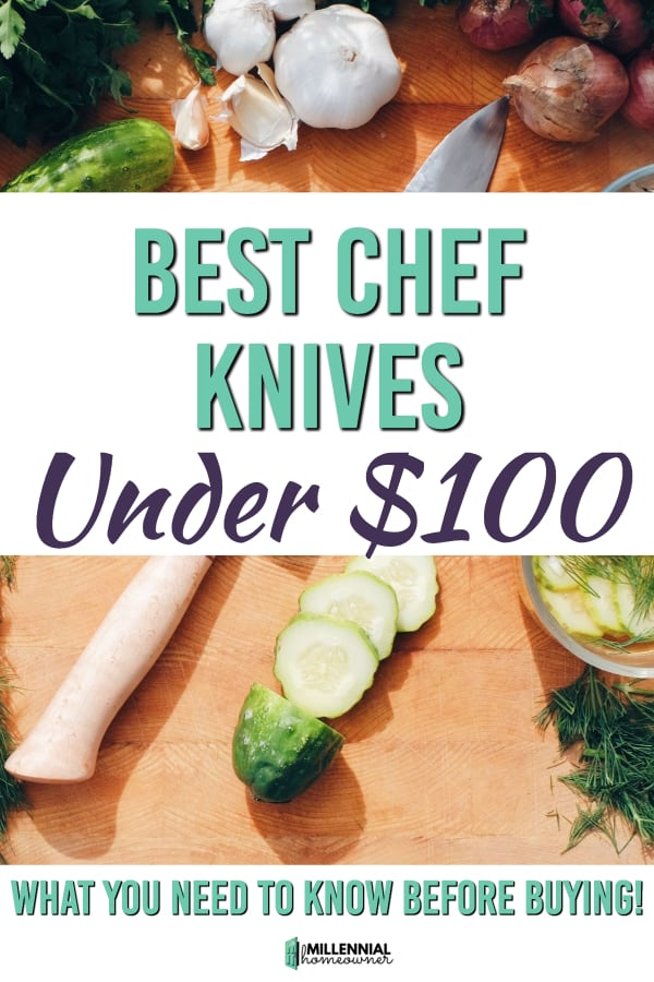 best chef knives under 100