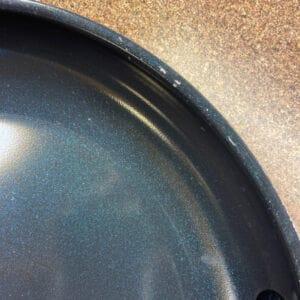 blue diamond frying pan review