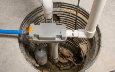 Sump Pump Maintenance (To Prevent Water in Your Basement)