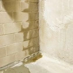 water seepage in basement