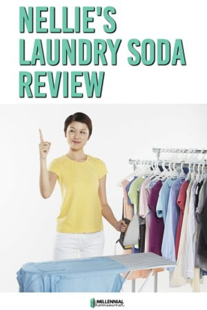 Nellie's Laundry Soda Review