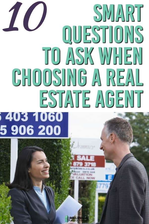 Questions to Ask Real Estate Agent When Buying a Home