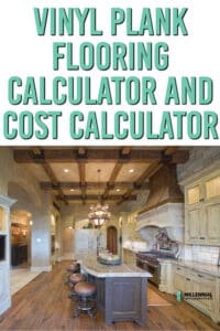 Vinyl Plank Flooring Calculator and Cost Calculator