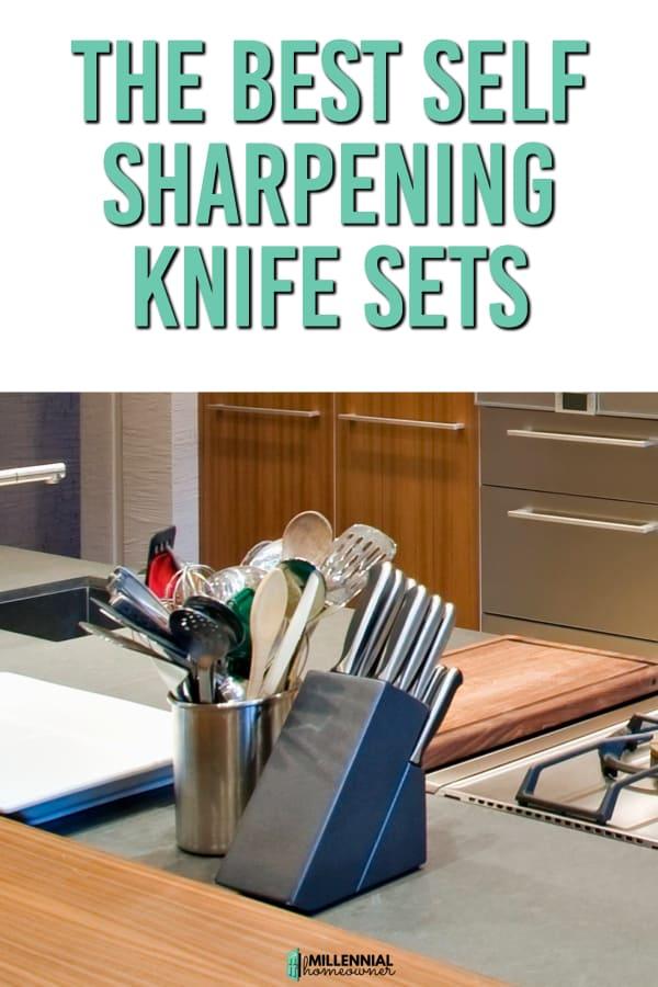 best self sharpening knives