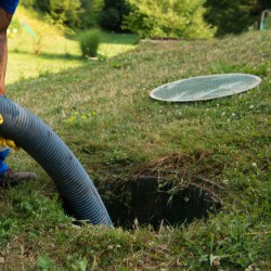septic tank smell