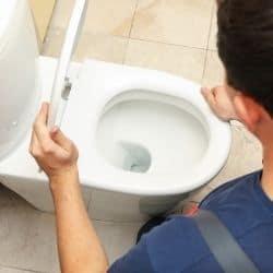 slow filling toilet