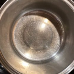 Clean pot