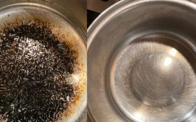 How to Clean a Burnt Pot (Easily and Naturally)