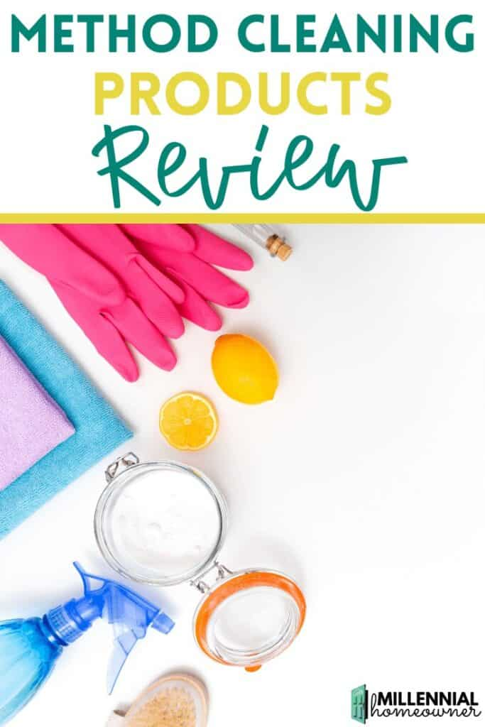 review of method cleaning products