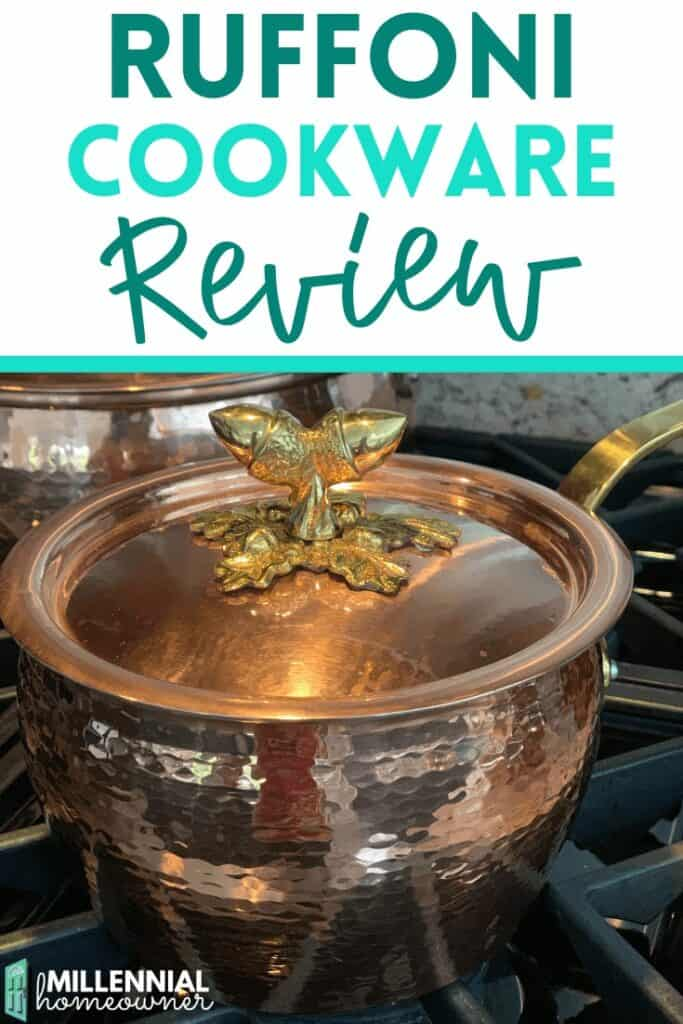 review of ruffoni cookware