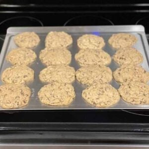 360 Cookware cookie sheet review