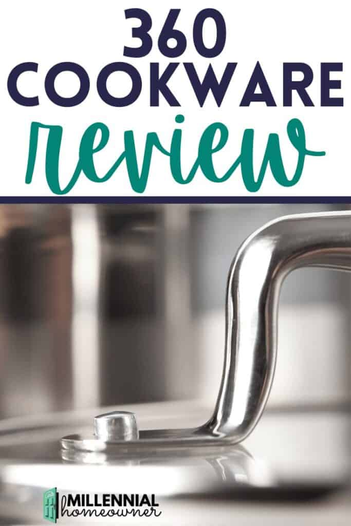 Review of 360 cookware