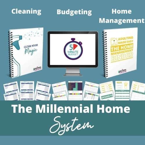 Millennial Home System green