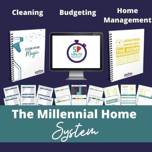 Millennial Home System navy