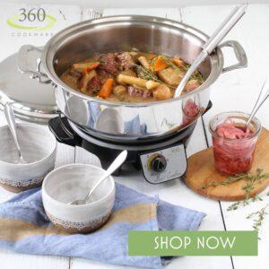 360 cookware vapor technology review