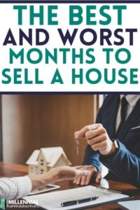 The Best and Worst Month to Sell Your House