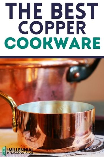 best copper cookware and pans