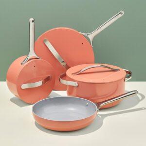 caraway ceramic cookware percotta