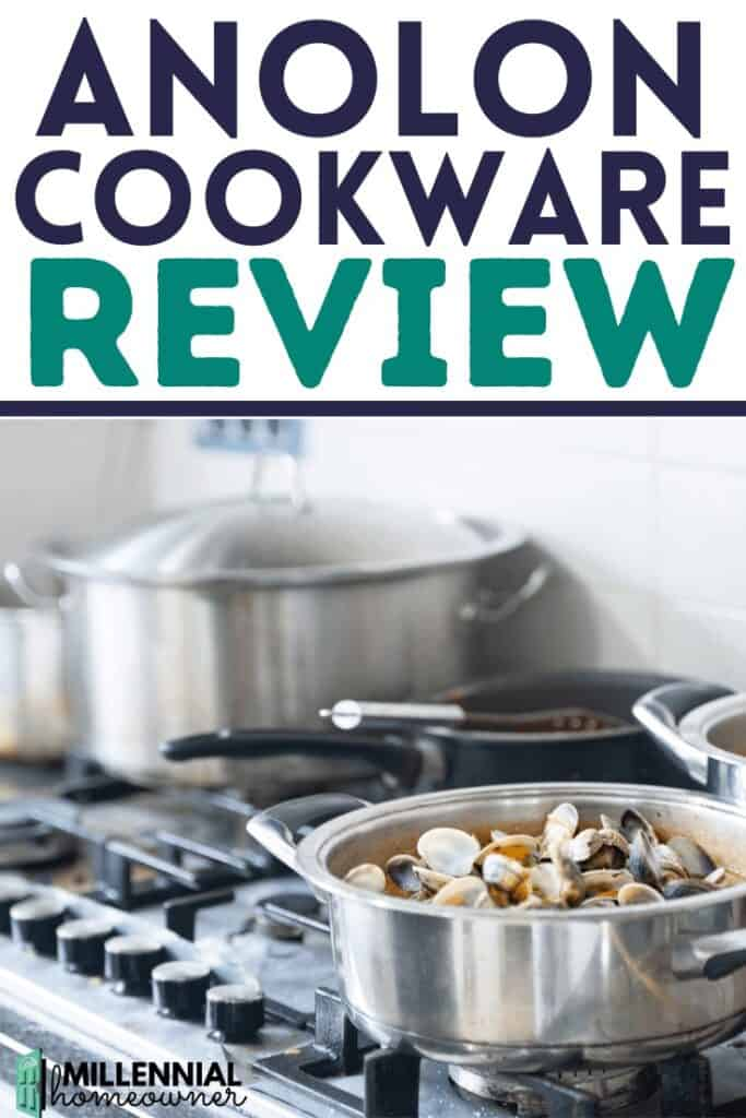 Reviews of Anolon Cookware
