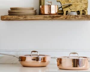 Made in Cookware Copper Set