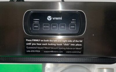 Vremi Food Sealer Review: Are Vacuum Sealers Any Good?