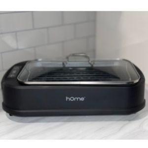 hOmelabs Smokeless Indoor Electric Grill