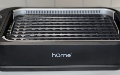 hOmelabs Smokeless Indoor Electric Grill Review: How does it match up?