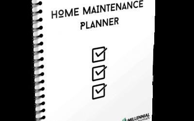 Home Maintenance Planner tw