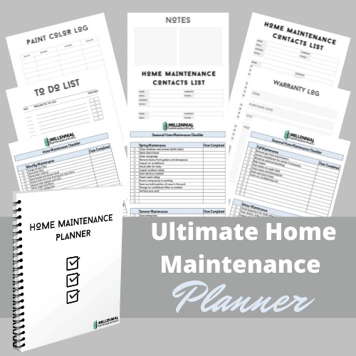 Mho Home Maintenance Planner