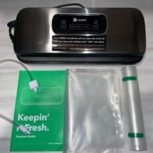 Vremi Food Sealer System review