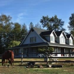 country living larger home