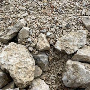 gravel driveway layers
