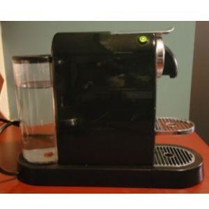 Nespresso citiz side view