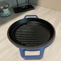 misen cast iron grill